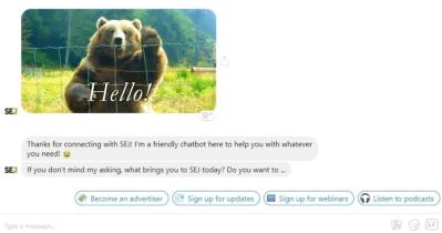 11 maneras de comenzar con Chatbots para Facebook Messenger
