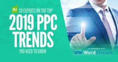 10 tendencias de PPC más importantes que debes saber en 2019