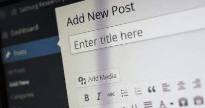 Contenido: 5 lecciones para aprender de más de 1,000 bloggers