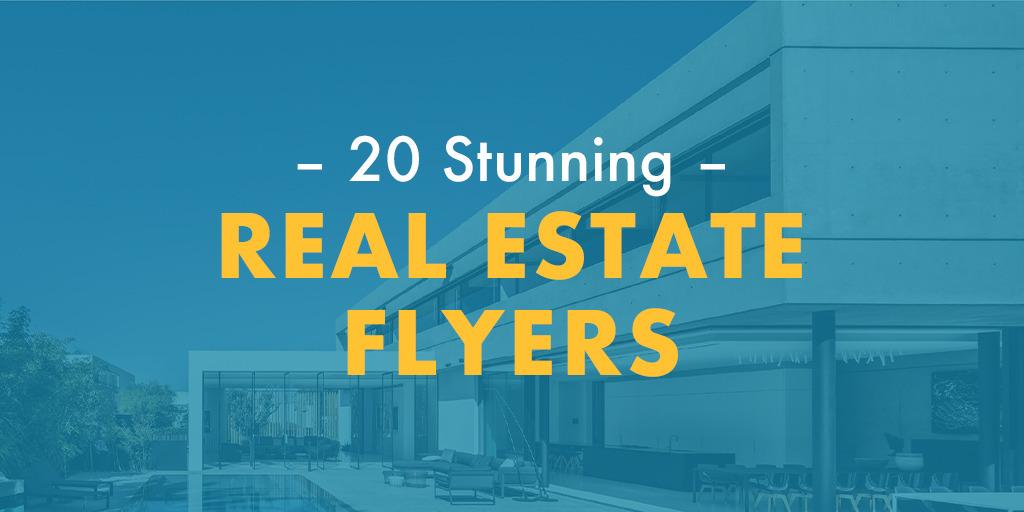 Diseño: Folletos inmobiliarios bien hechos: 15 ejemplos