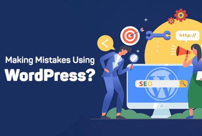 WordPress: ¿Estás cometiendo alguno de estos errores?
