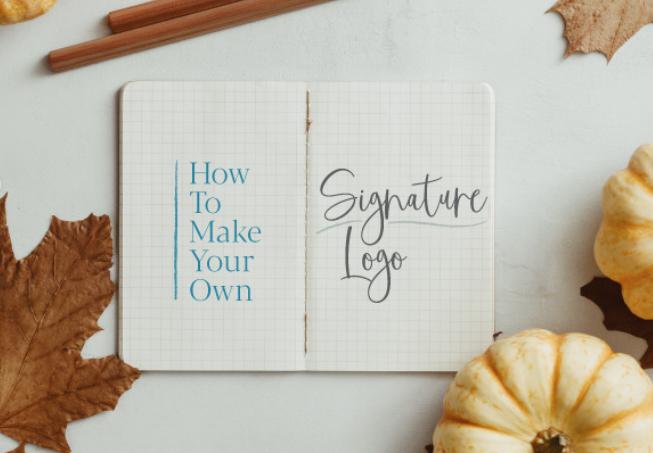 Marca: Cómo hacer tu propio logotipo de firma
