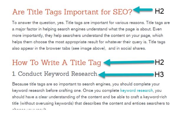 SEO: 8 consejos para un mejor SEO de página
