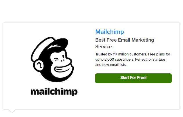 eMail Marketing: Comparación de los mejores servicios - 2020