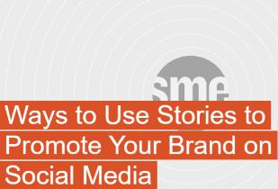 Usar historias para promocionar su marca en las redes sociales