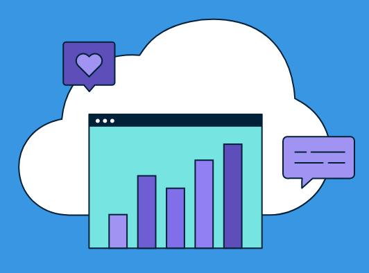 Redes Sociales: 5 estadísticas en la industria del software