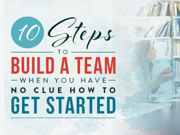 PYME: Cómo construir un Equipo en su Negocio