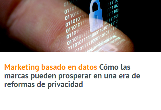 Marca: Cómo prosperar en la era de la nueva privacidad