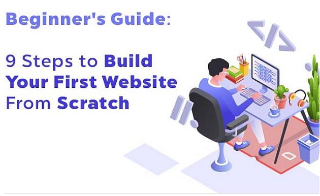 Diseño: 9 pasos para construir tu primer sitio web desde 0