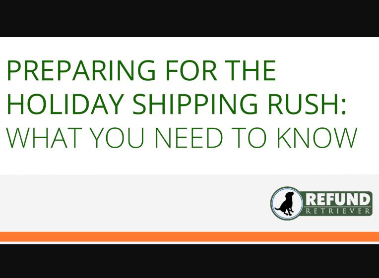 eCommerce: Prepárate para la fiebre de los envíos Navideños