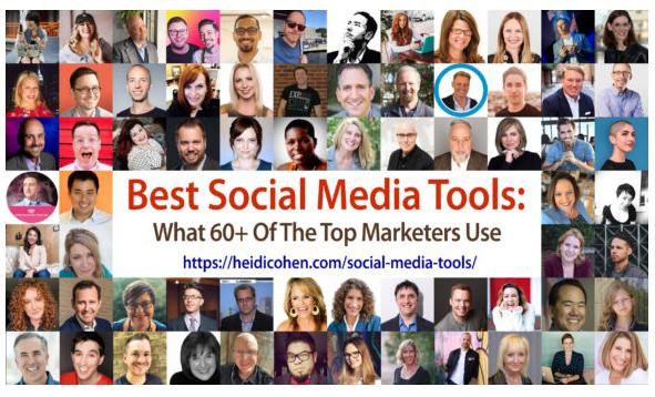 Redes Sociales: Herramientas que usan los especialistas