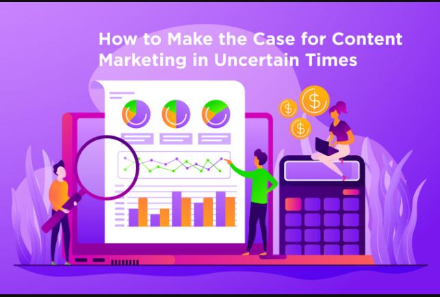 Contenido: El Marketing es necesario en tiempos inciertos