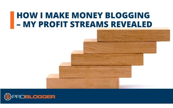 PYME: Cómo me gano la vida como blogger de ProBlogger