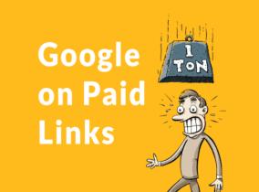 Detecta Google todos los enlaces pagados?