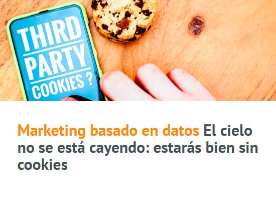 SEM: El cielo no se está cayendo: estarás bien sin cookies