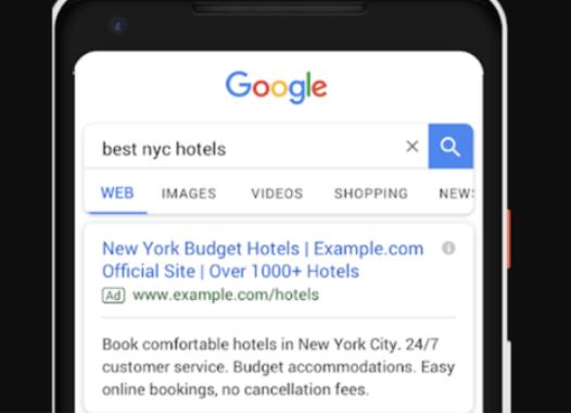 AdWords: Cuentas pequeñas y Responsive Ads, ¿sí o no?