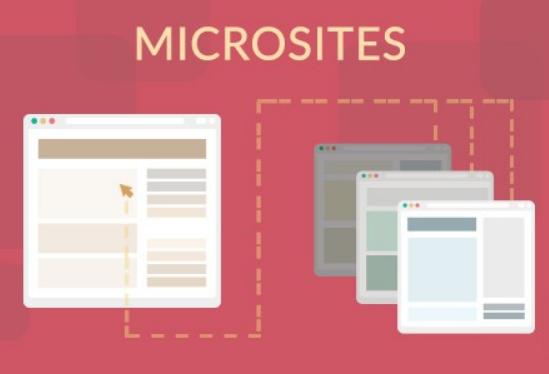Diseño: ¿Sabes qué y para qué es un micrositio?