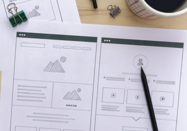 Diseño: Mejores prácticas para la página de inicio de Magento