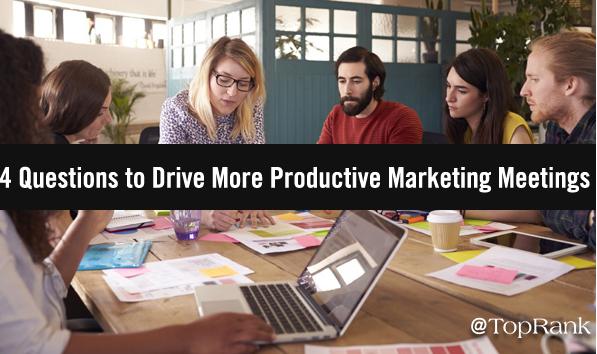 PYME: 4 preguntas para impulsar reuniones  más productivas