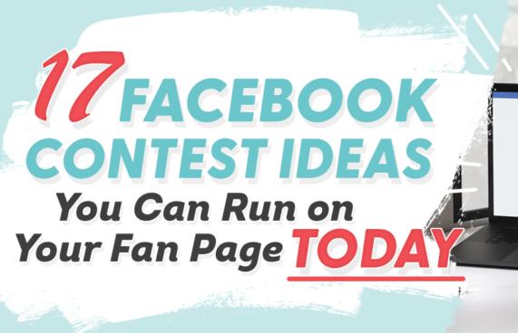 Facebook: Ideas para el concurso en tu página de fans HOY