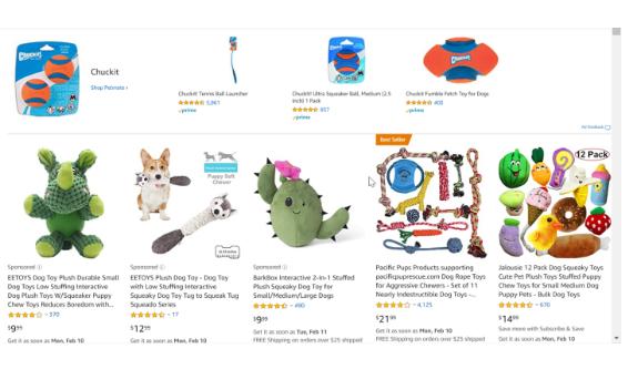 Amazon: Las Razones por las que no se muestran tus anuncios