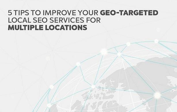 SEO: 5 consejos para tus servicios de SEO local geo-dirigidos