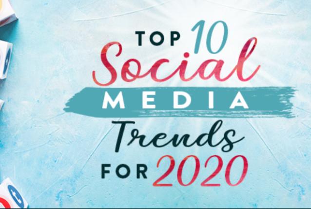 Redes Sociales: Tendencias de Redes Sociales 2020