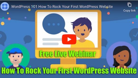 WordPress: 101 Cómo rockear tu primer sitio web