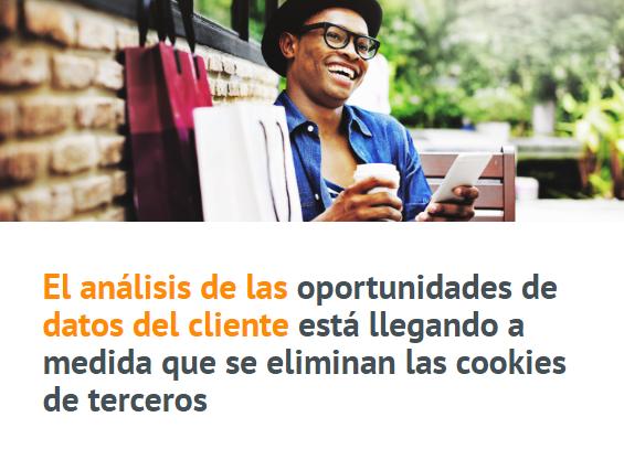 Diseño: Las oportunidades llegan según las cookies 3os se van