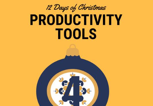 Herramientas: 4 de los mejores  programas en productividad