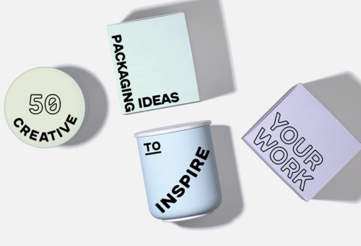 Diseño: 50 ideas creativas de envases para inspirarte