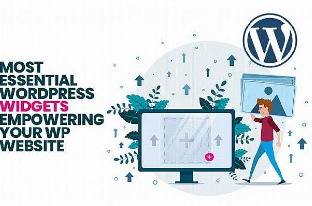 WordPress:  10 Widgets esenciales que potencian tu Website