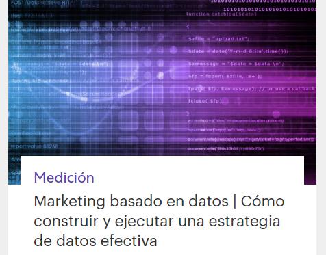 PYME: Cómo diseñar y ejecutar una buena estrategia de datos
