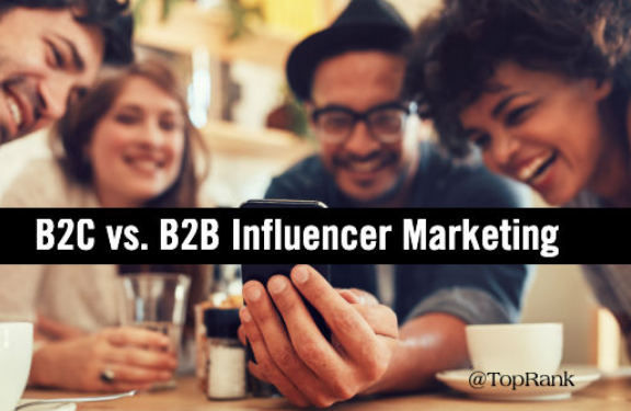 B2C: B2C vs. B2B Influencer Marketing. ¿cuál es la diferencia?