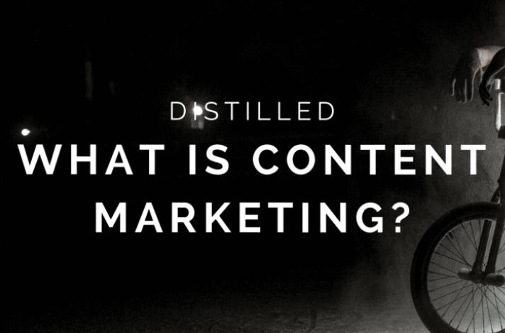 Contenido: ¿Qué es el Marketing de Contenido?