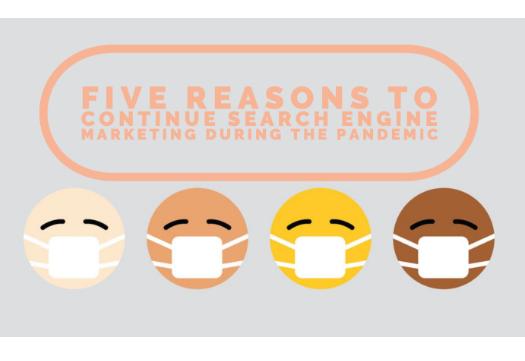 SEO: 5 razones por las que no debes parar durante COVID-19