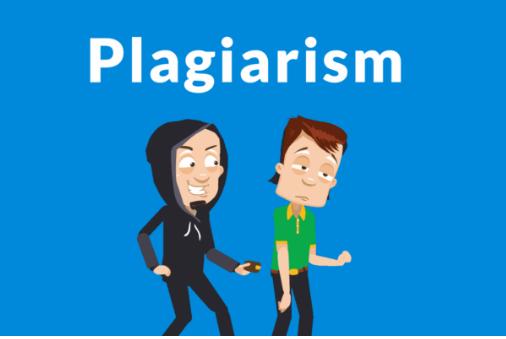 Contenido: Cómo manejar el plagio, y no pasarse con ellos