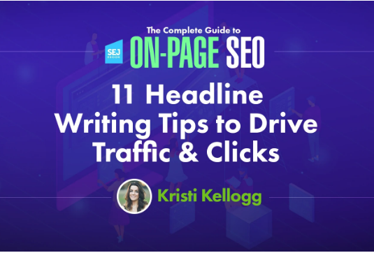 Contenido: 11 consejos, titulares que generan tráfico y clics