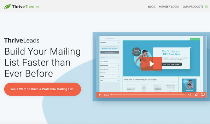 eMail Marketing: 10 plugins para crear listas de eMail