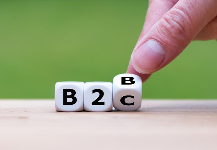 eCommerce: Las 6 mayores diferencias entre  B2B y B2C
