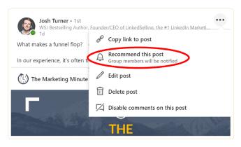 ¿Quieres más clientes potenciales de LinkedIn?