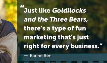 Es el siglo XXI: B2B necesita ser divertido