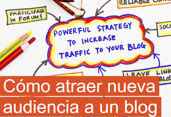 Marketing de Contenido: Cómo atraer nueva audiencia a tu blog