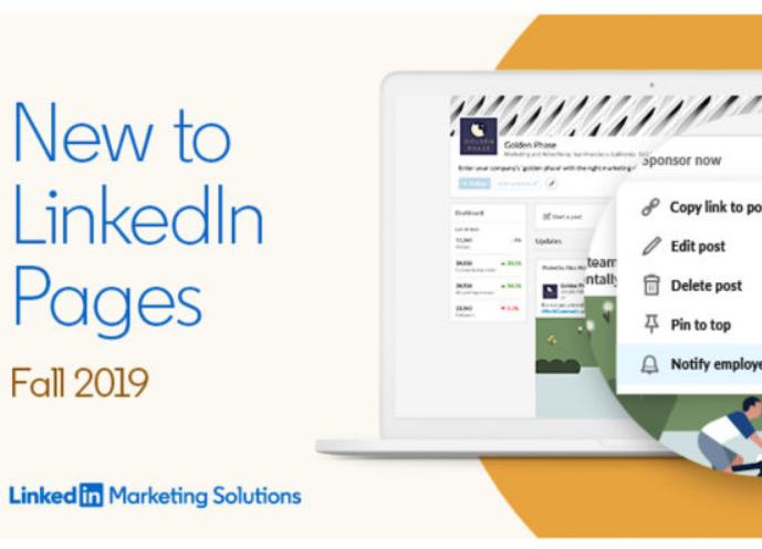 Linkedin: 3 nuevas funciones para Páginas de Empresa