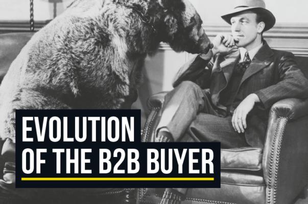 B2B: ¿Cómo está evolucionando el comprador?