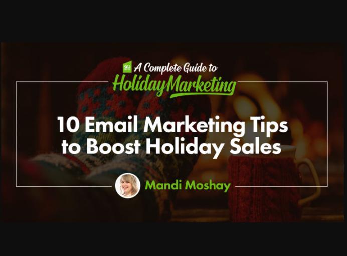 eMail Marketing: 10 consejos para aumentar las Ventas Navideñas