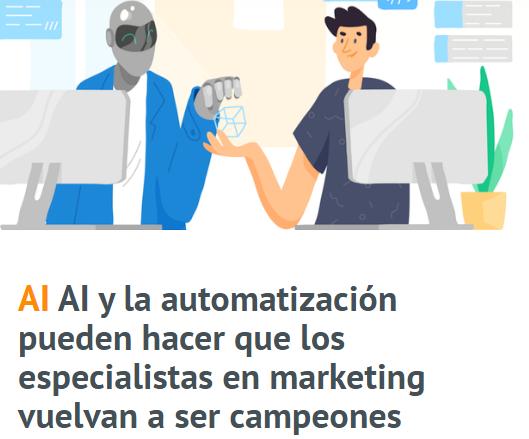 PYME: IA y Automatización para ayudar a los Marketers