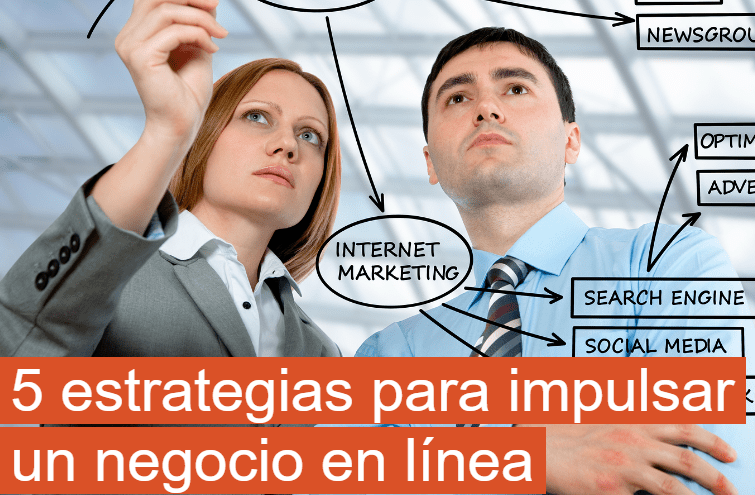 PYME: 5 estrategias para impulsar tu negocio online