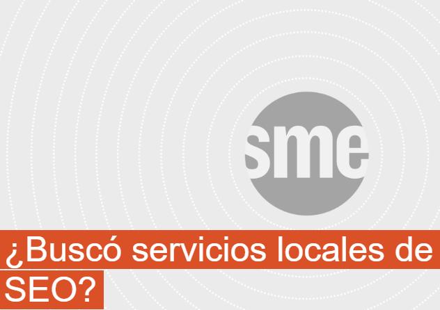 PYME: ¿Has buscado servicios locales de SEO?