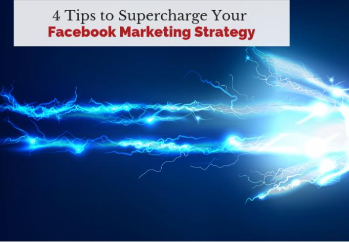 Redes sociales: 4 consejos para su estrategia de Facebook Marketing